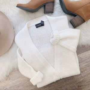 Sweaters - Chunky Cardigan